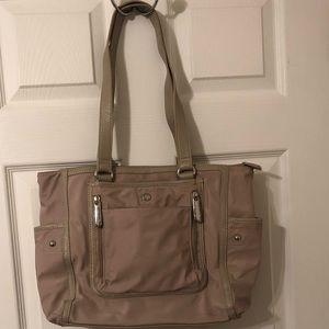 Tyler Rodan perfect travel bag.